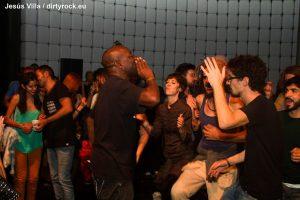 Dave Watts Riot en el Keroxen 2013