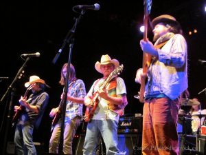 Dickey Betts y su 70 aniversario con los Great Southern
