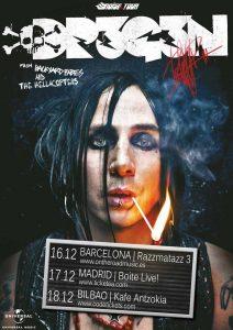 Dregen, nuevo disco y gira española