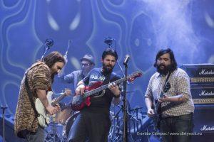 Frank Wild Year en Capital Sonora 2013