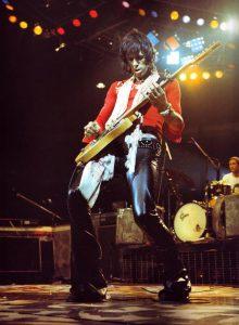 Keith Richards en su 70 aniversario