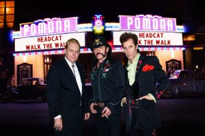 Lemmy cumple 68 años. El Motörhead junto a Danny B. Harvey y Slim Jim Phantom de The Head Cat