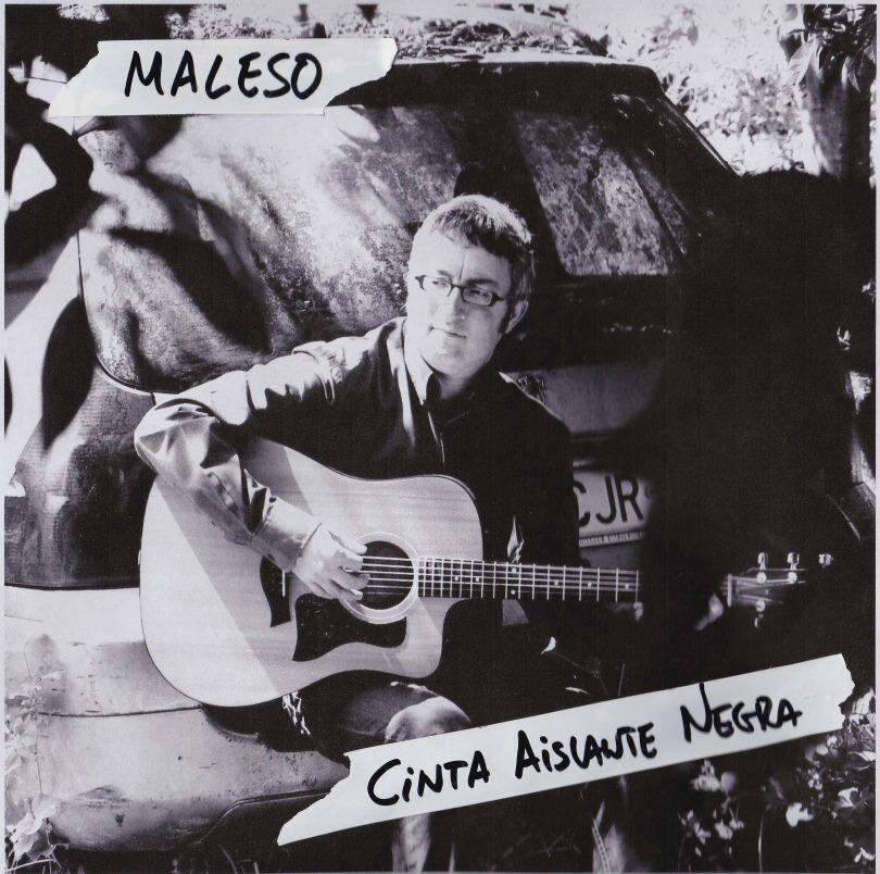 "Maleso ""Cinta Aislante Negra"", nuevo disco"
