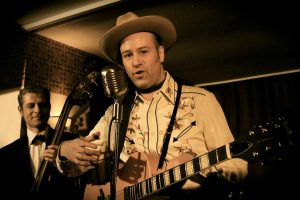 "Mike Penny & his Moonshiners, ""Texas Boogie"""
