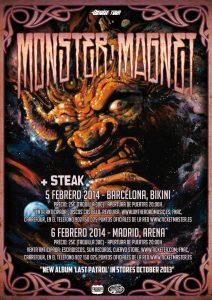 """Monster Magnet """"Last Patrol"""", nuevo disco y gira española"""