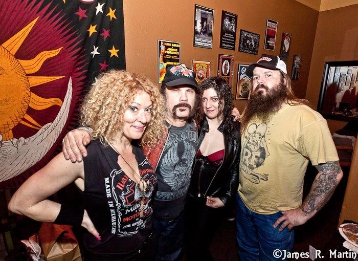 Nashville Pussy Up the Dosage, nuevo disco y gira española