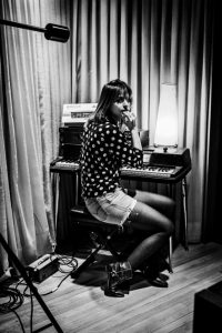 "Nat Simons ""Home on High"" disco debut"
