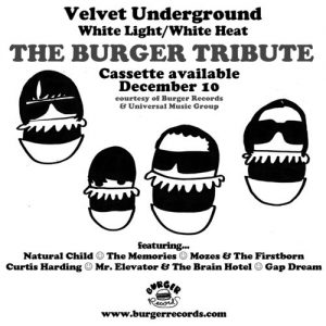 Natural Child en el disco tributo a The Velvet Underground