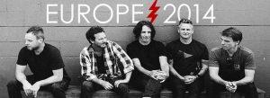 Pearl Jam gira europea 2014