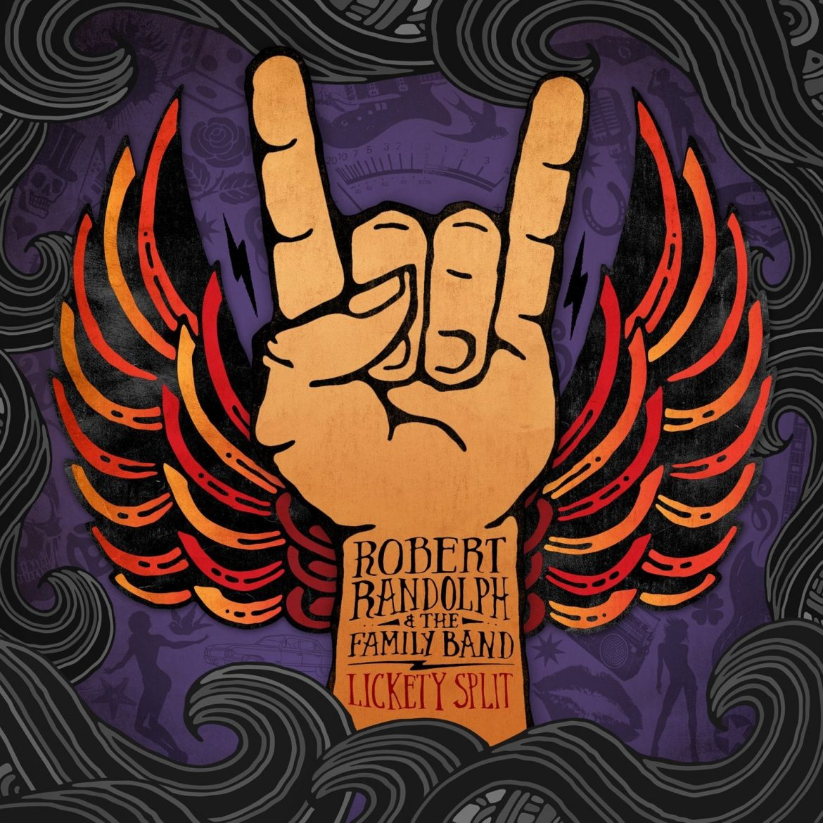 "Robert Randolph and the Family Band ""Lickety Split"", nuevo disco"
