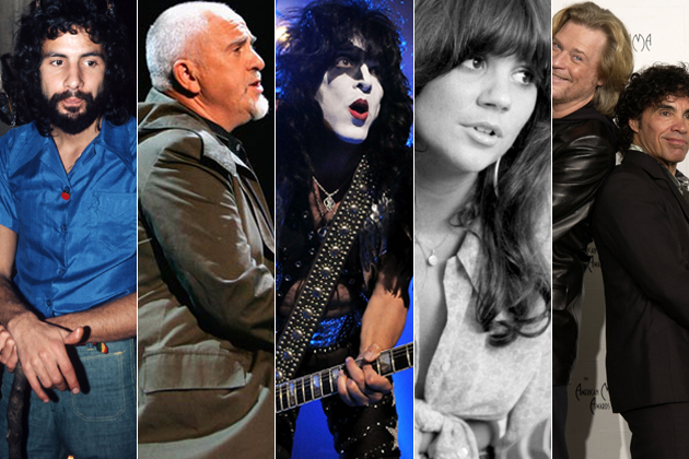 Rock and Roll Hall of Fame 2014, Kiss, Nirvana, Peter Gabriel, Hall And Oates, Cat Stevens y Linda Ronstadt nuevos miembros
