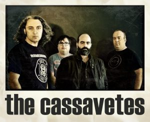 The Cassavetes Heartbreak Mama nuevo EP