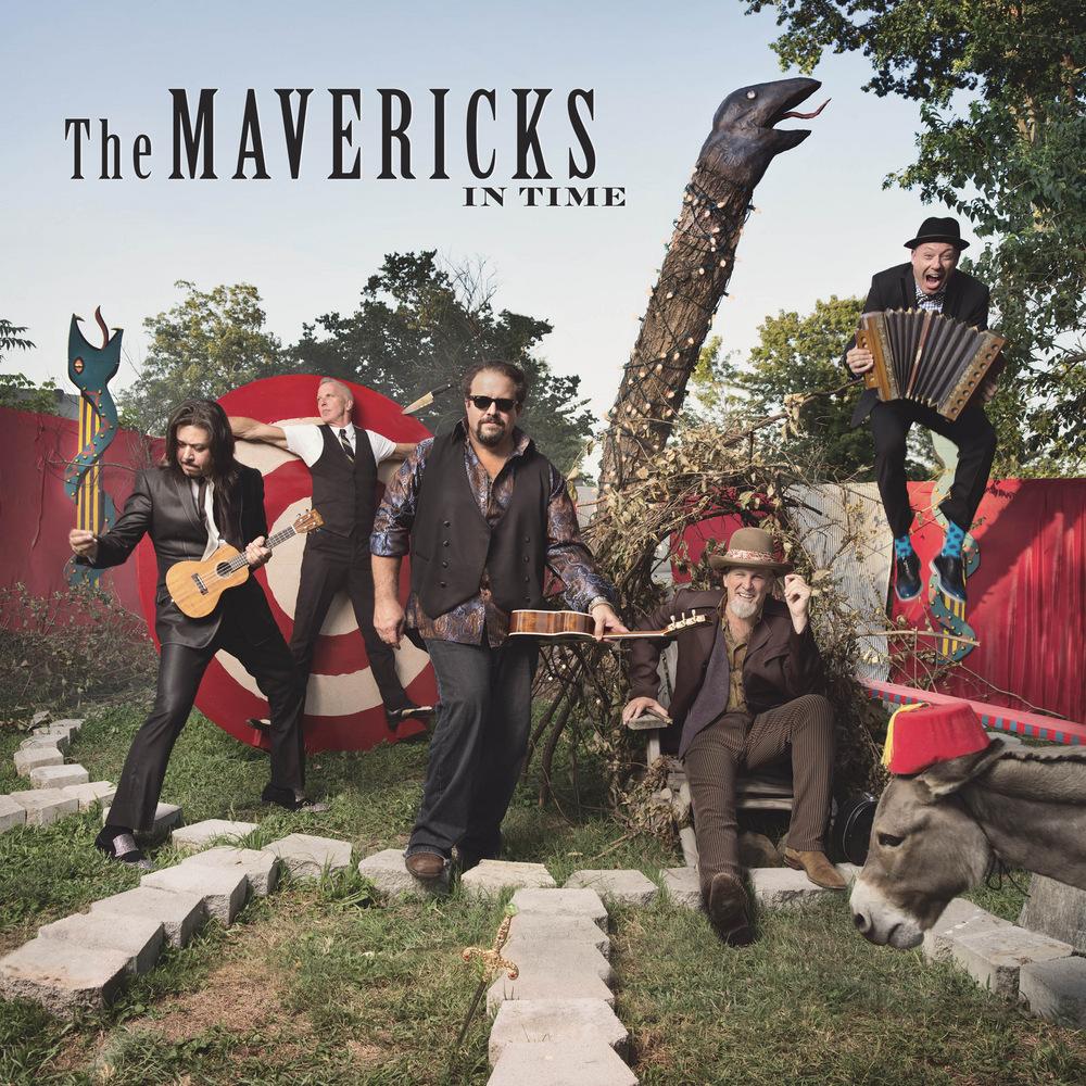 """The Mavericks """"in Time"""", nuevo disco en su vigésimo aniversario"""