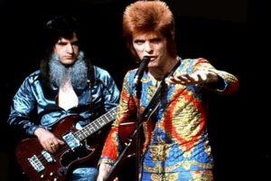 Trevor Bolder (David Bowie e Uriah Heep)