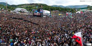Bilbao BBK Live 2014 festival en julio