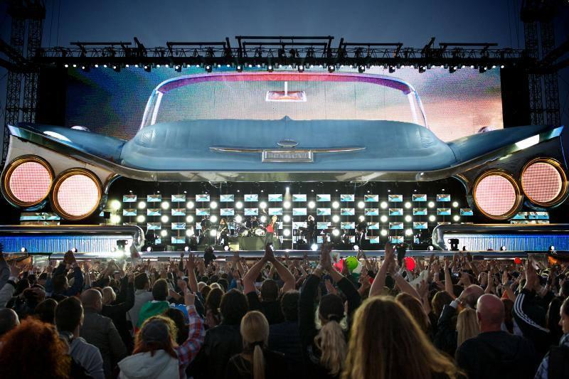 Bon Jovi, Bruce Springsteen o The Rolling Stone, entre las giras que más han recaudado en el 2013