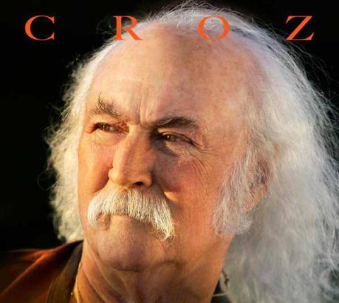 """David Crosby """"Croz"""", nuevo disco"""