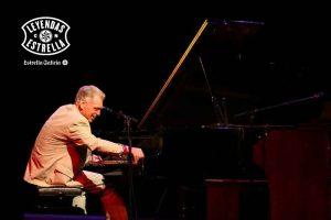 Geogie Fame en el ciclo de conciertos Leyendas con Estrella