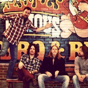 Gira española 2014 de The Steepwater Band