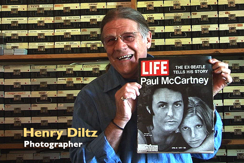 Henry Diltz fotógrafo