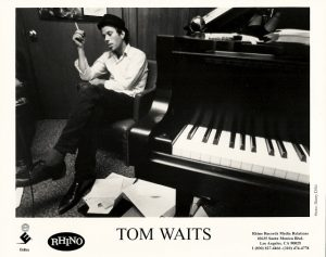 Henry Diltz y Tom Waits
