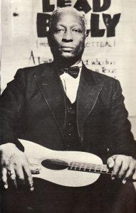 Leadbelly, 126 años de Blues y riffs