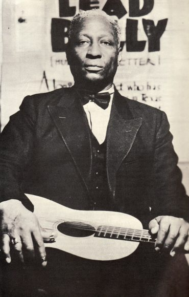 Leadbelly, 126 años de Blues y riffs