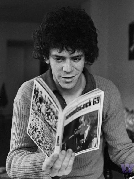 "Lou Reed tendrá su biografía ""Lou: A New York Life"""