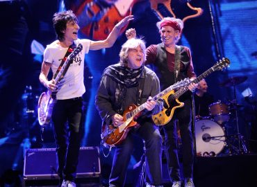 Mick Taylor 65 años de Ventilator Blues con The Rolling Stones