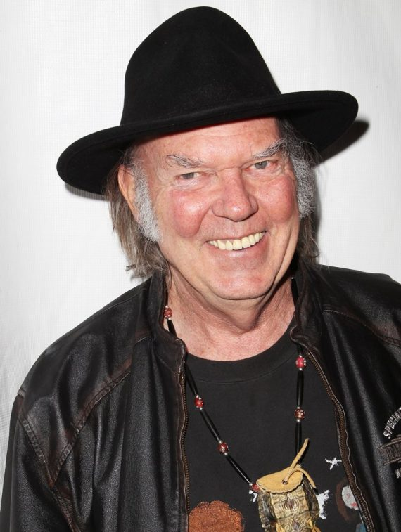 """Neil Young """"A Letter Home"""", nuevo disco y tributo Grammy"""