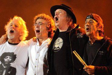 Neil Young & Crazy Horse, gira europea 2014