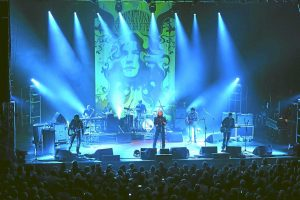 Robert Plant and The Sensational Space Shifters de gira en España en julio 2014