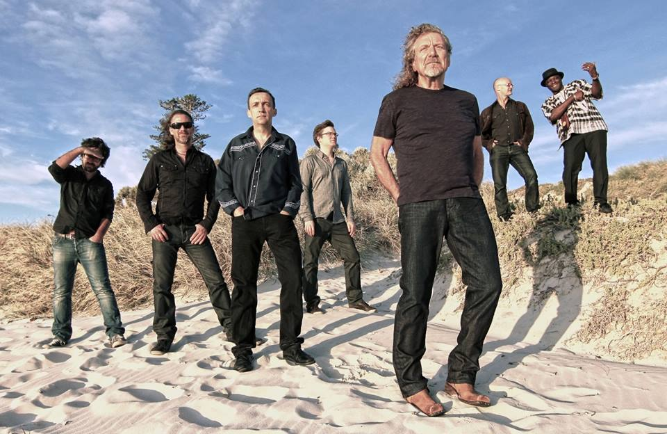 Robert Plant and The Sensational Space Shifters, nuevo disco y gira europea