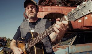 "Scott H. Biram ""Nothin' But Blood"", nuevo disco"