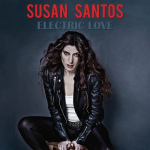 "Susan Santos presenta ""Electric Love"" su nuevo disco"