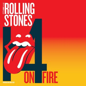 "The Rolling Stones ""14 on Fire Tour"", gira mundial 2014"