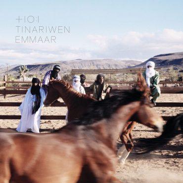 """Tinariwen """"Emmaar"""", nuevo disco"""