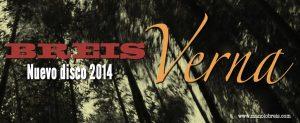 Breis publica su nuevo disco Verna. Entrevista al murciano