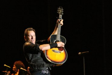 "Bruce Springsteen & The E Street Band y su ""Highway to Hell"" de AC/DC"