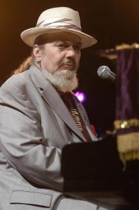 Dr. John and The Nite Trippers en Madrid y Barcelona