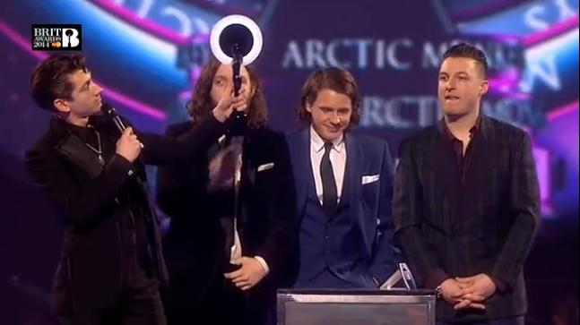 Ganadores de los premios BRIT Awards 2014