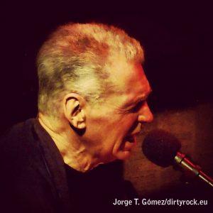 Georgie Fame conciertos de Leyenda Madrid Teatro Lara 2014