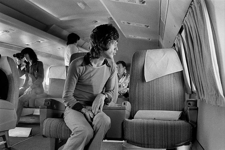 Mick Jagger junto a otros artistas seleccionan música para los pasajeros de British Airways