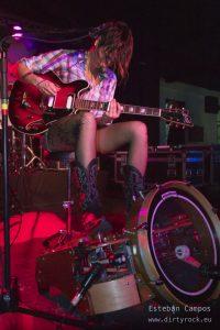 "Molly Gene One Whoaman Band ""Live"", nuevo disco en directo"