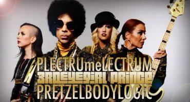 """Prince & 3rdEyeGirl """"Plectrum Electrum"""", nuevo disco"""