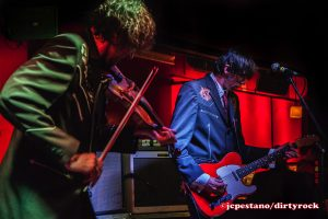 The Sadies en Valencia presentando Internal Sounds en la sala Wah Wah