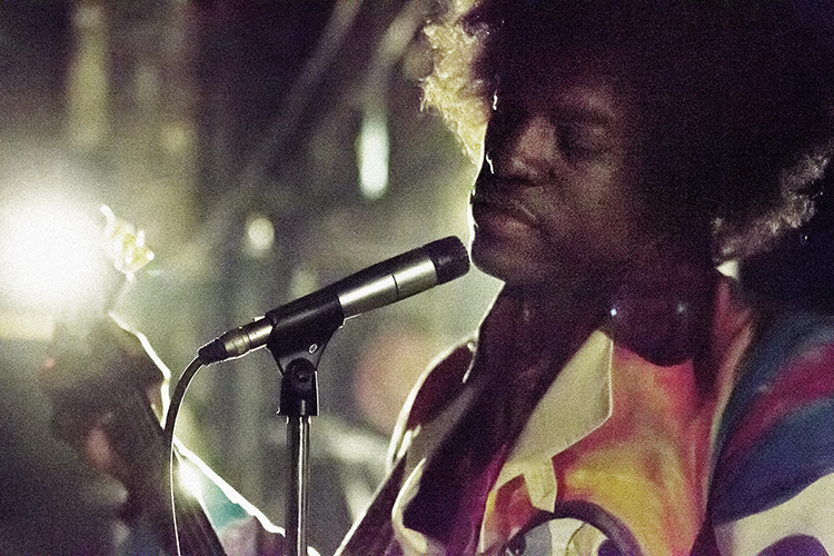 """All Is By My Side"", biopic sobre Jimi Hendrix"