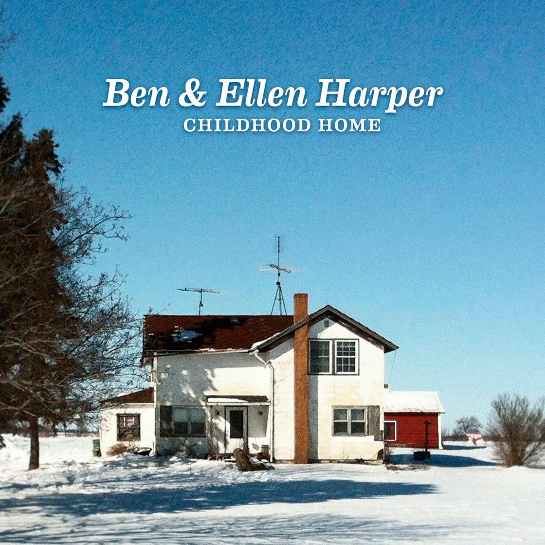 "Ben Harper & Ellen Harper ""Childhood Home"", nuevo disco"