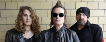 California Breed son Glenn Hughes, Jason Bonham y Andrew Watt