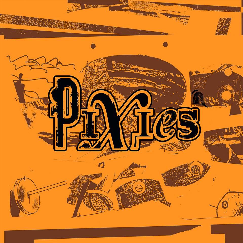 """El nuevo disco de Pixies se llama """"Indy Cindy"""""""